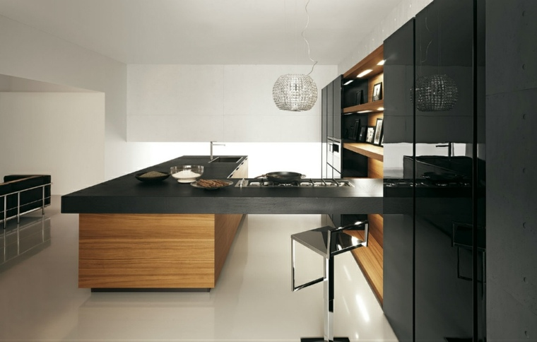 Muebles de cocina modernos colecciones temporada 2016 for Planos para fabricar muebles de cocina