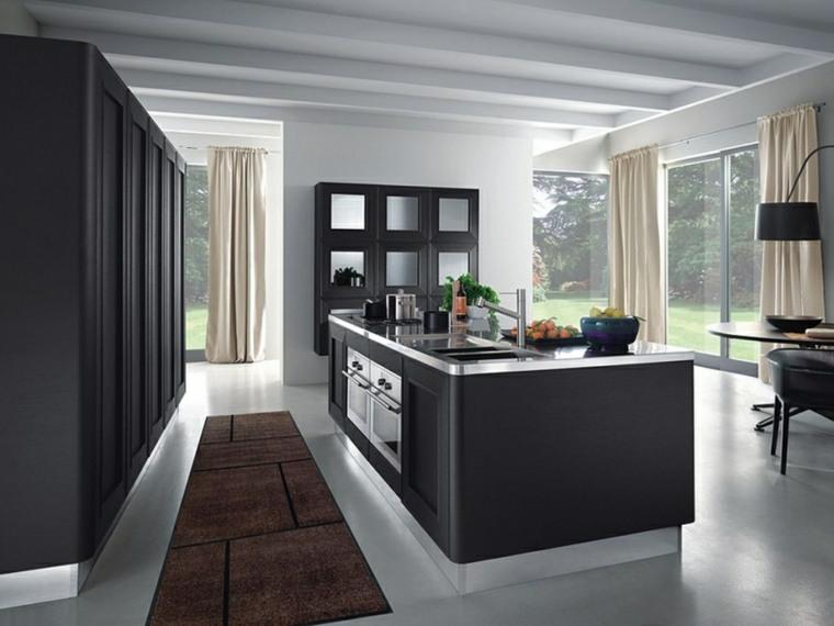 Muebles de cocina modernos colecciones temporada 2016 - Cocina diseno moderno ...