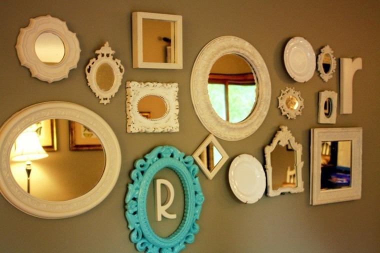 coleccion espejos estilo vintage retro