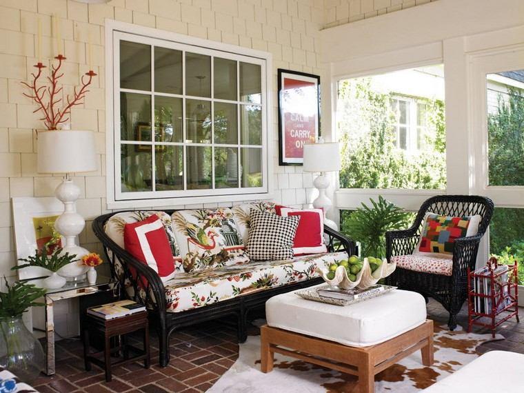como decorar mi terraza salon aire libre ideas