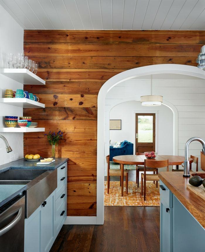 contrastes madera naturales fregadero cicinas