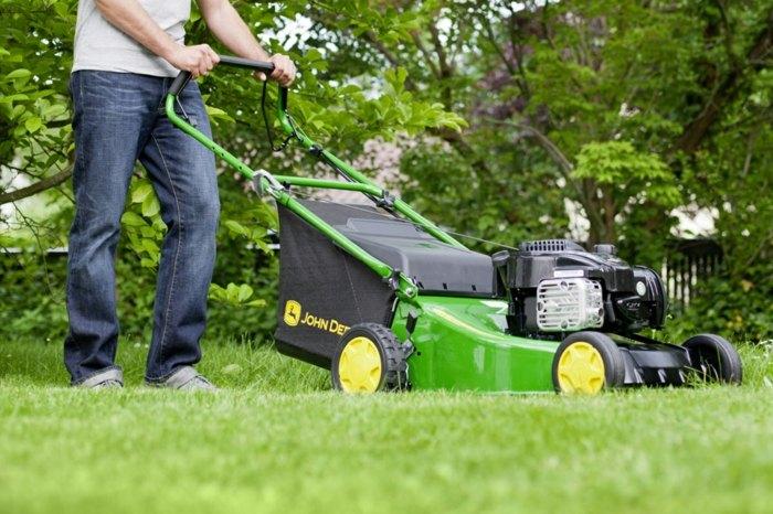 cortadoras cesped especiales patio verde