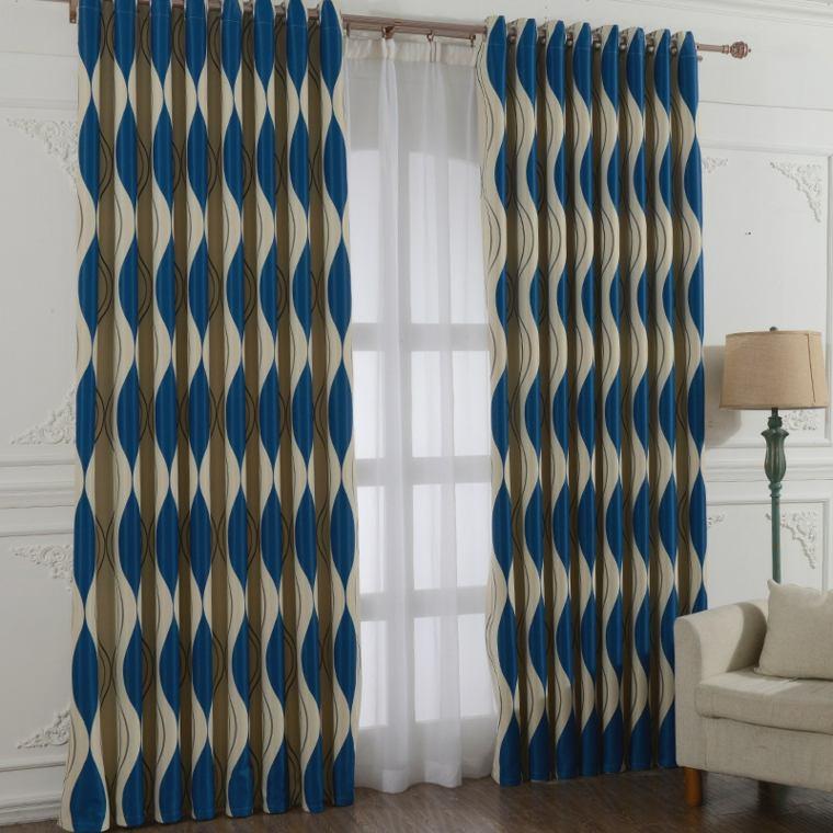 cortinas modernas motivos origjnal disnp