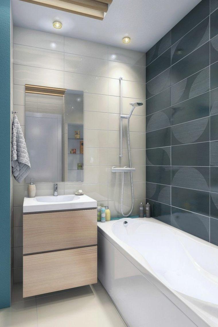 Lavabos para cuartos de ba o pequenos for Disenos de apartaestudios pequenos