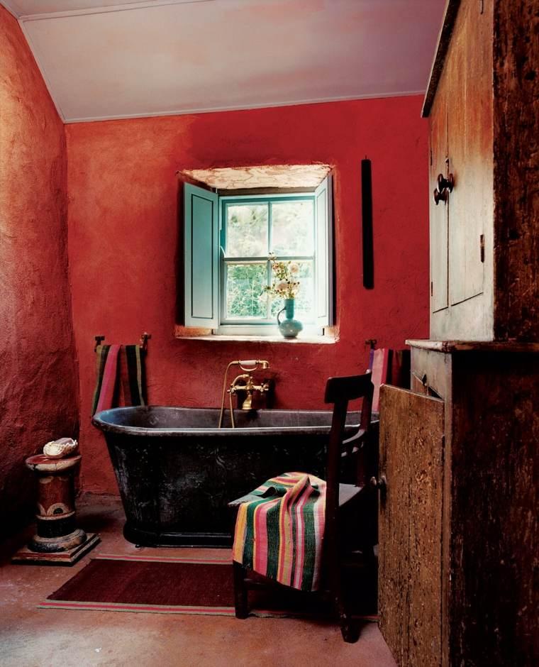 Cuartos de ba o peque os con dise os sensacionales for Disenos paredes habitaciones