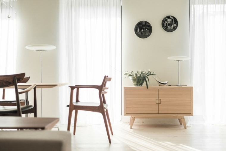 Decoraci n estilo n rdico e ideas de muebles - Muebles estilo nordico ...