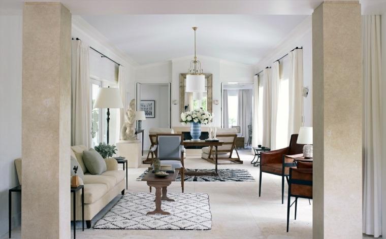 decoracion estilo nordico residencia amplia ideas