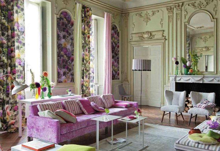 Decoraci n estilo vintage para la casa moderna Elementos de decoracion de interiores