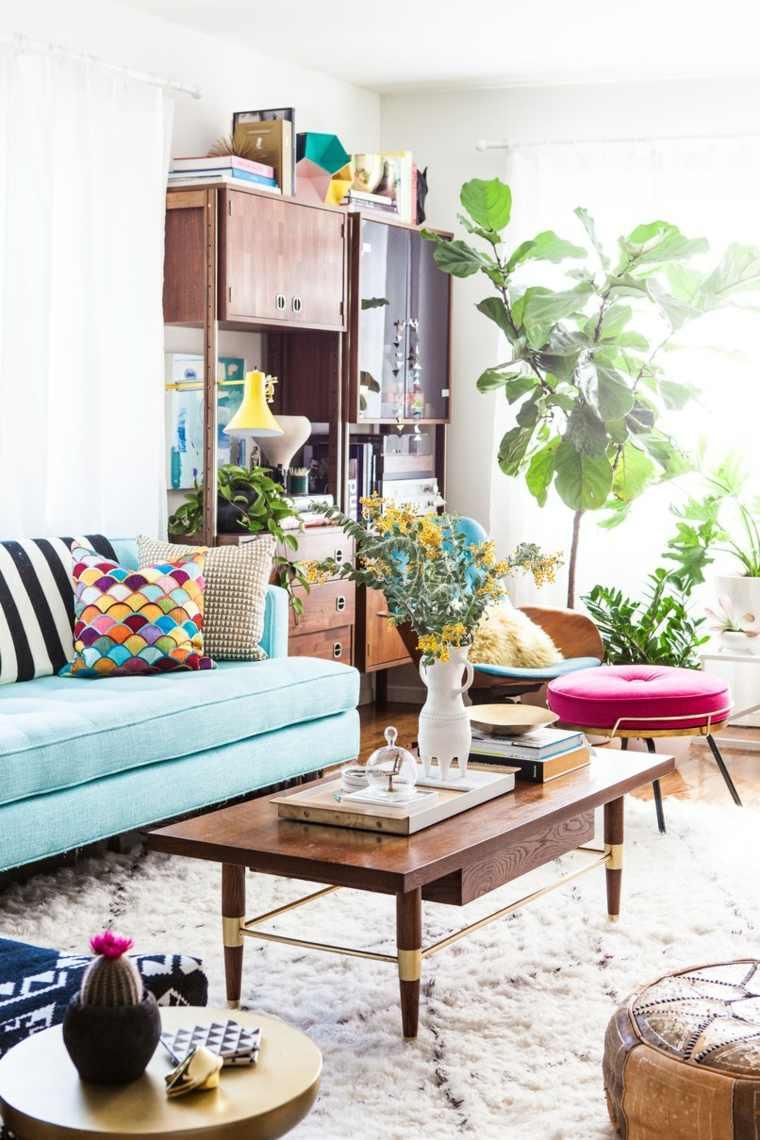 Decoración estilo vintage para la casa moderna -