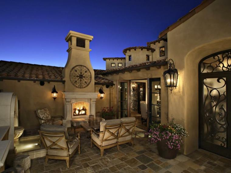 Decoracion exterior ideas para diseos funcionales y frescos