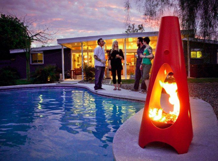 decoracion fuego especiales efectos calido