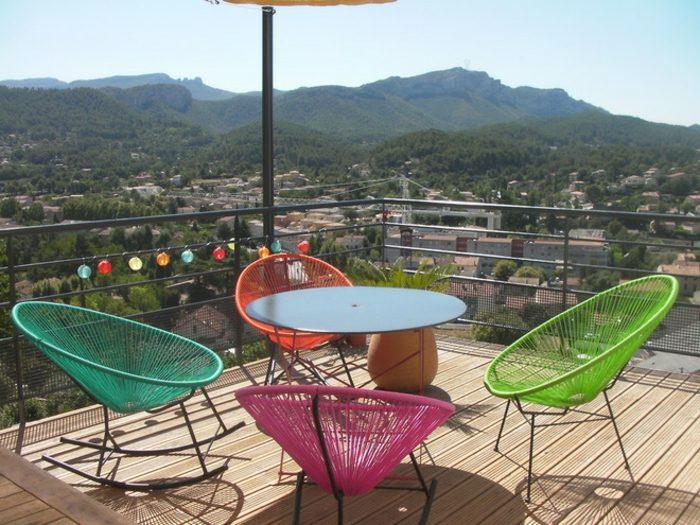 diseño economico idea muebles colores