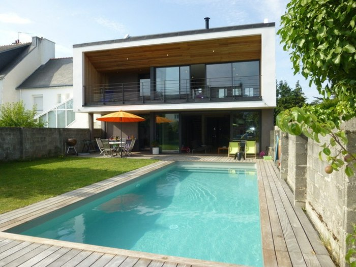 diseño economico soluciones patios exteriores