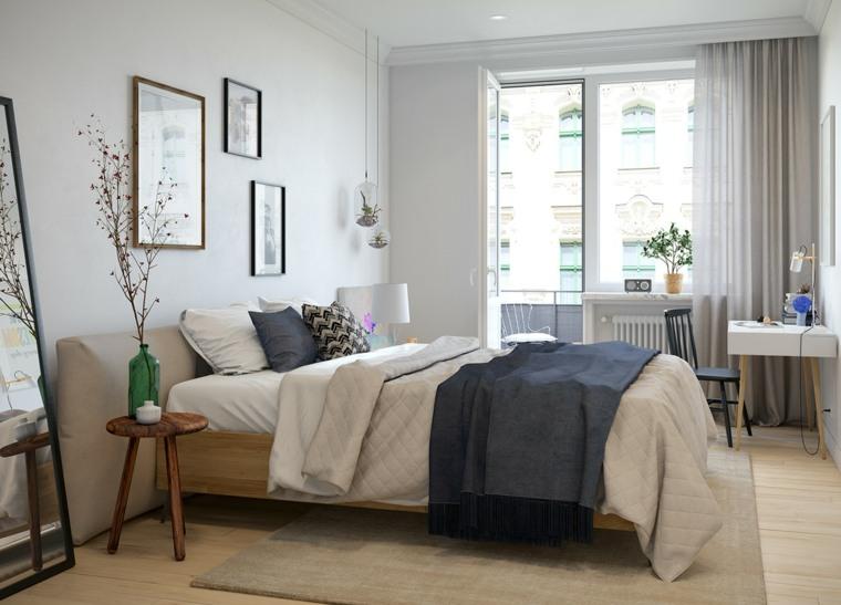 Estilo escandinavo en la decoraci n del hogar for Juego de dormitorio estilo nordico