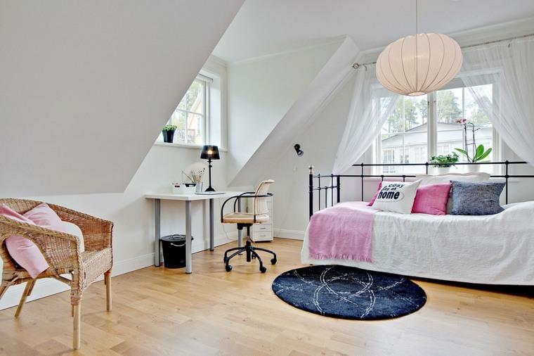 diseno escandinavo interiores ofocina sofa ideas