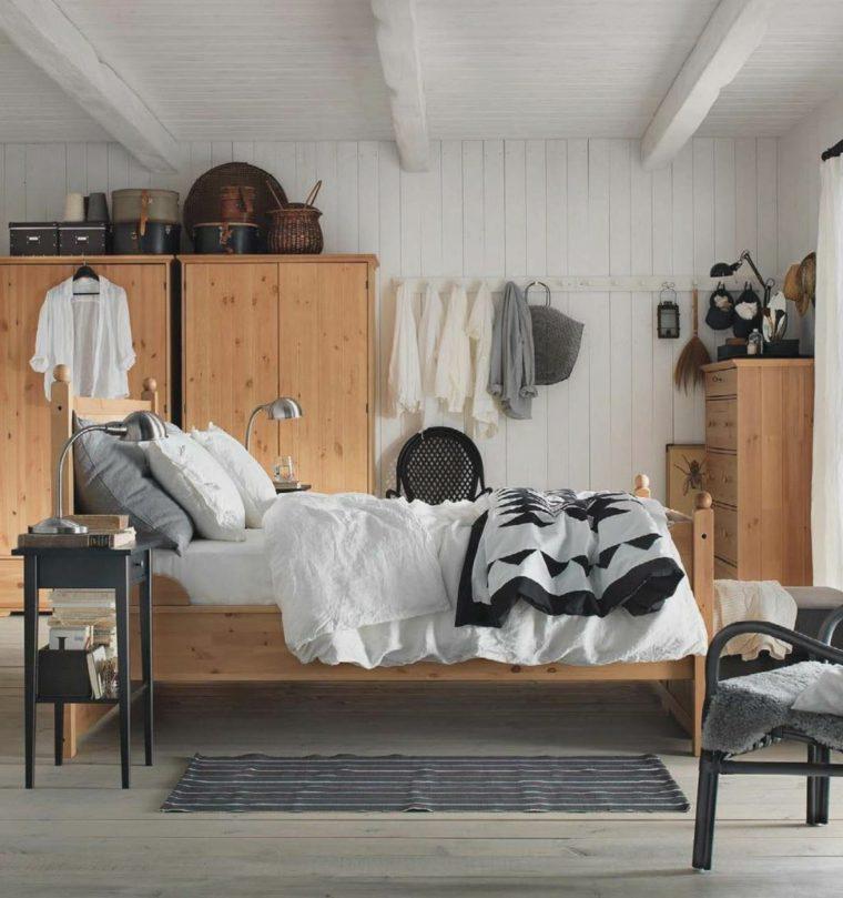 diseno escandinavo interiores retro muebles ideas