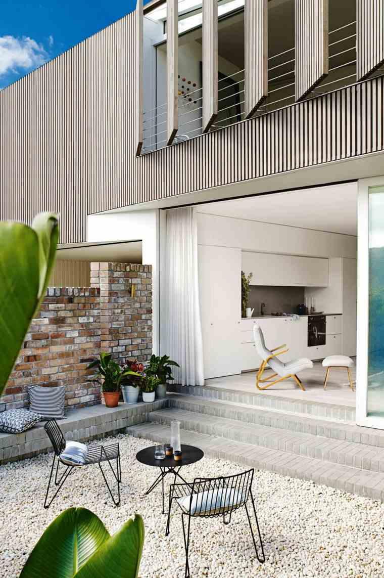 Jardiner a dise o de jard n urbano en 28 ideas for Muebles jardin diseno