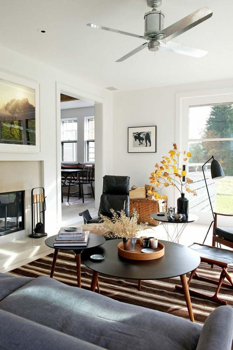 Decoraci n estilo vintage para la casa moderna - Diseno salon ...