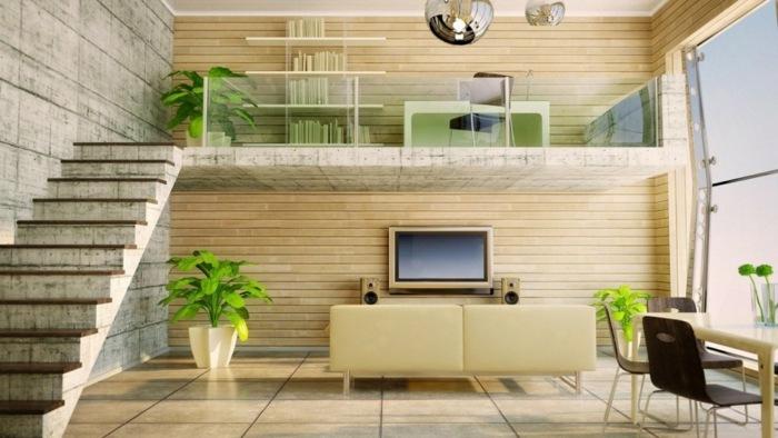 escalones materiales conceptos efectos plantas