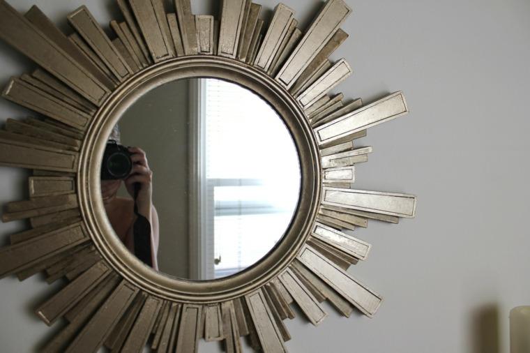 espejos originales en forma sol