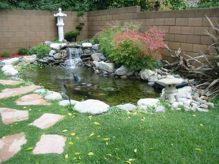 estanques jardin opciones aire libre decoracion inspiradora ideas