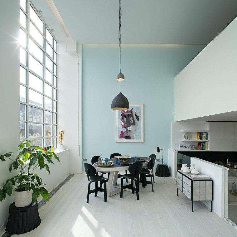 estilo escandinavo diseno interiores colores pastel ideas