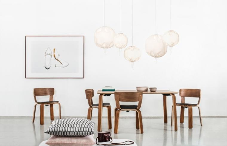 estilo escandinavo en la decoración del hogar - - Muebles Diseno Nordico