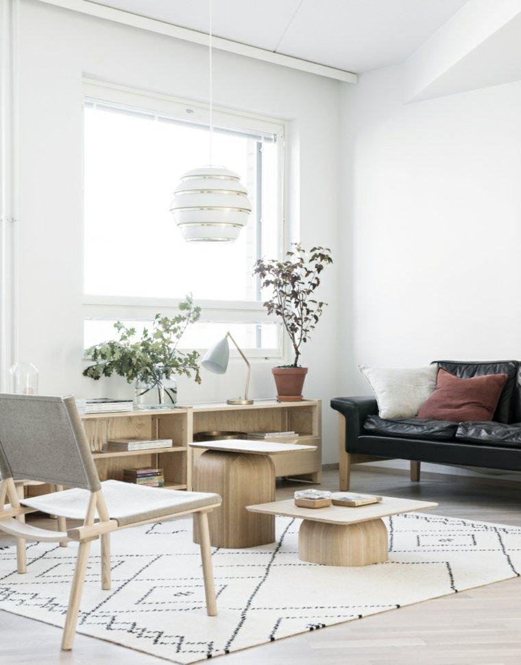 Estilo escandinavo en la decoraci n del hogar - Salones de diseno ...
