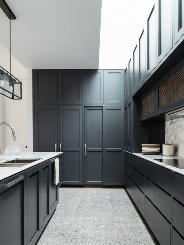 Muebles de cocina modernos colecciones temporada 2016 for Gabinetes de cocina modernos 2016