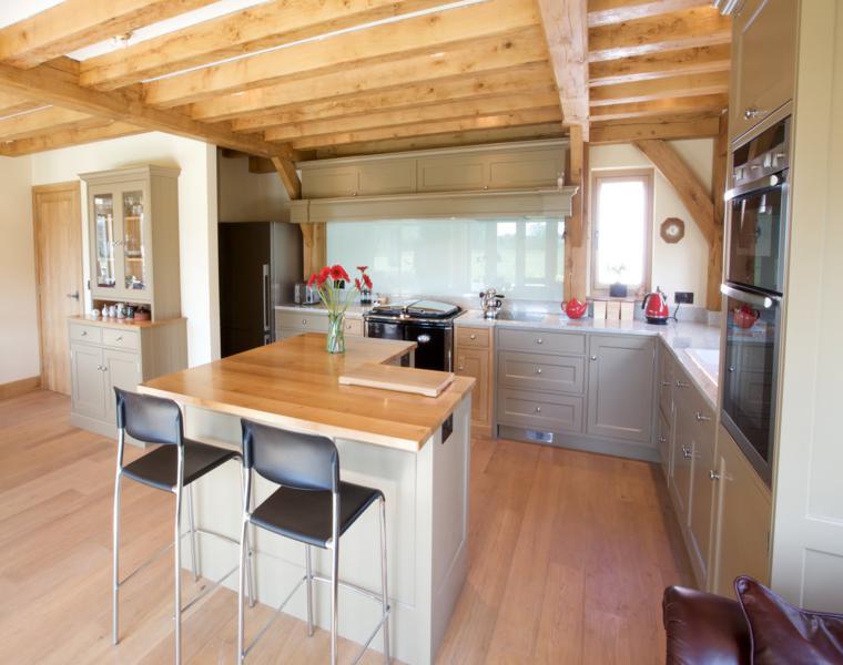 Dise ar cocinas consejos para un lograr interior for Cocinas en ele