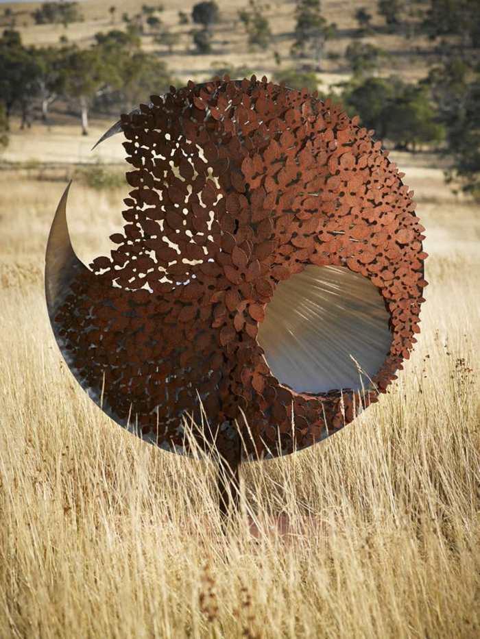 exteriores esculturas puentes madera madera
