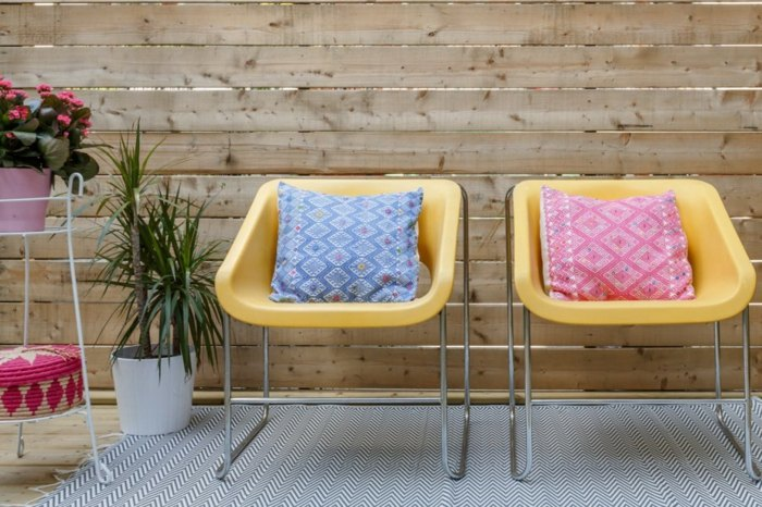 fondos sillas elegantes cojines lineas