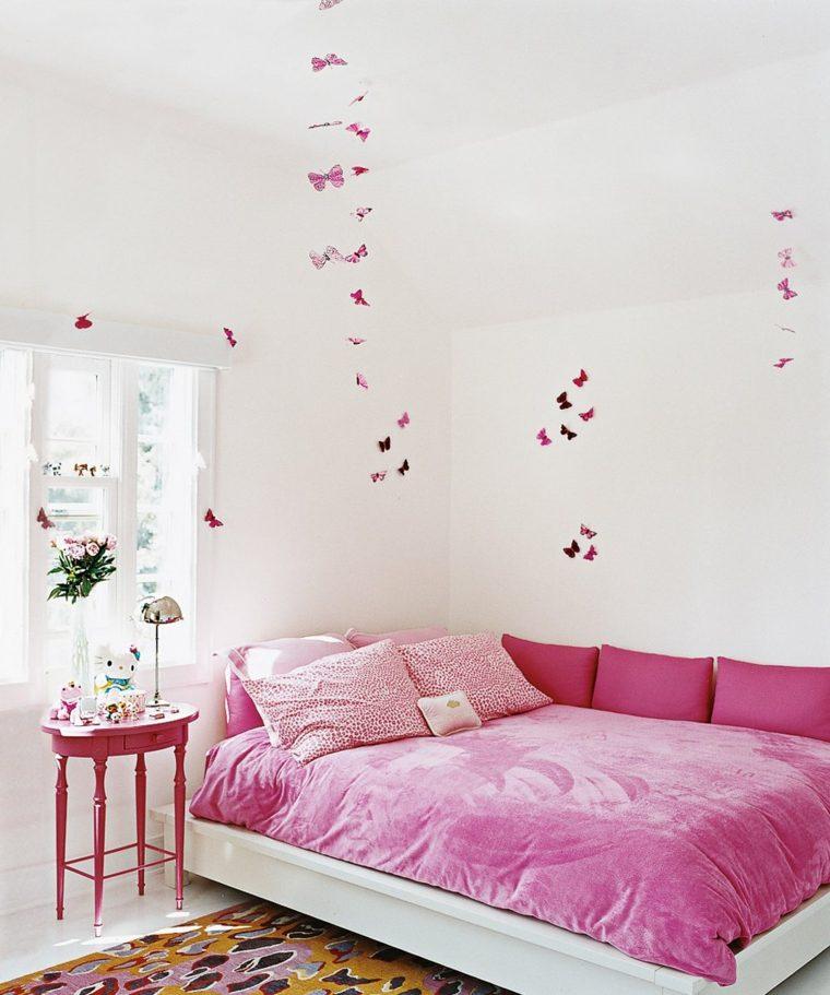 decoracion paredes habitacion nina ideas de disenos