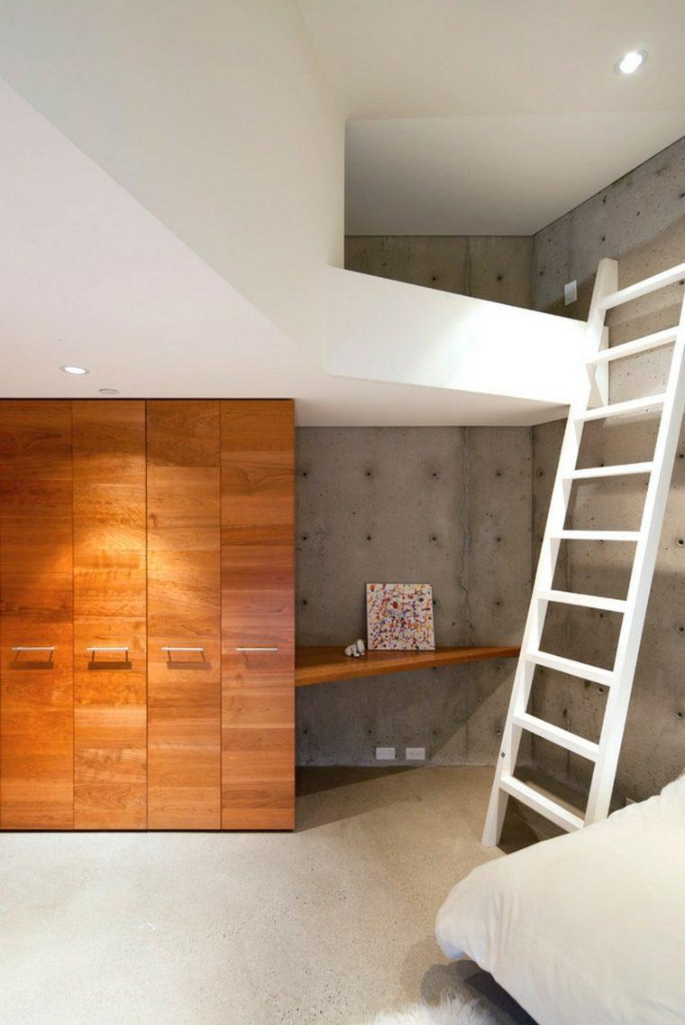 habitaciones infantiles ideas armarios sillones