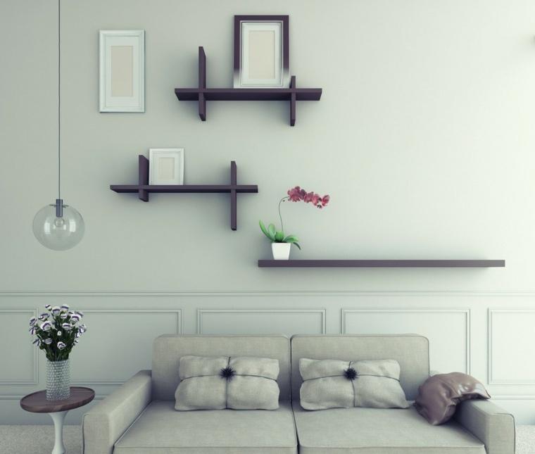 Ideas de decoracion de paredes bellas soluciones pr cticas for Ideas para cubrir paredes