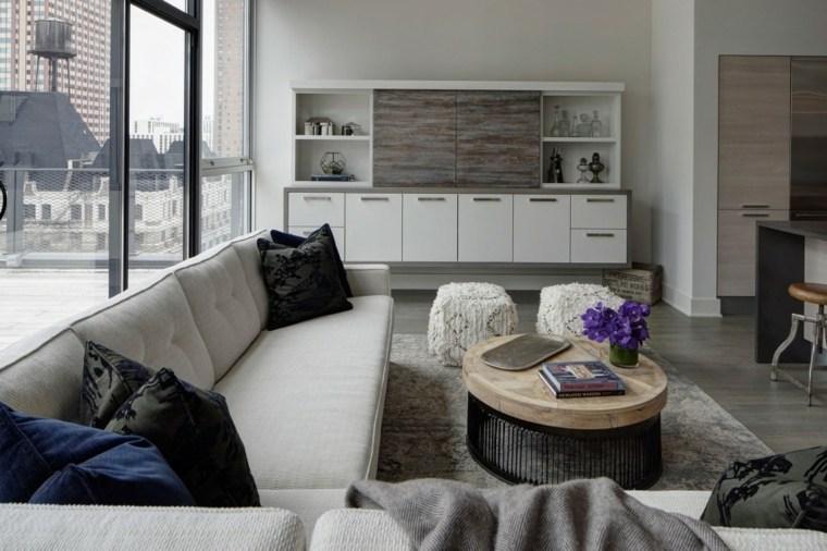 ideas decoracion salon diseno LG Interiors