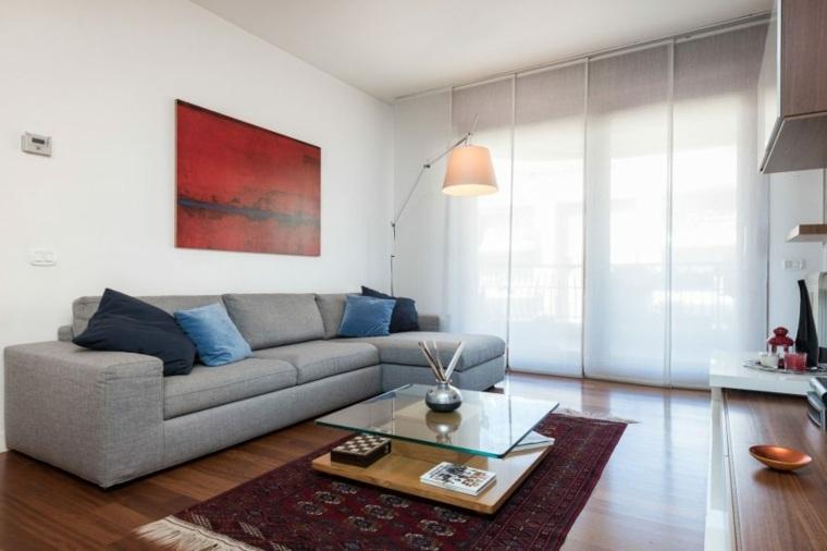 ideas decoracion salon diseno moderno Zero6studio