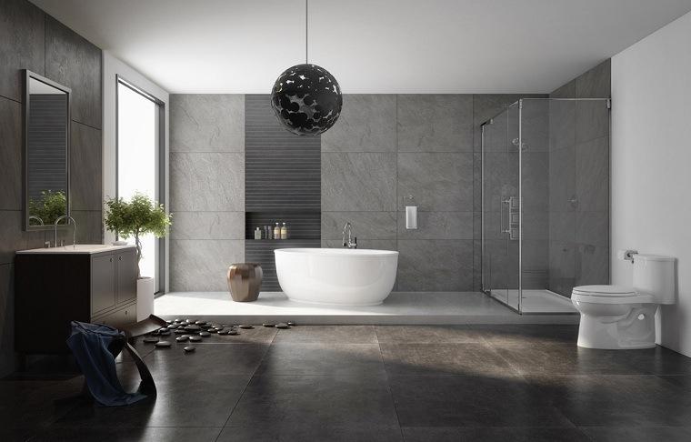 ideas especiales elegante duchas muebles