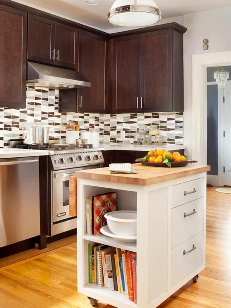 Trucos e ideas geniales para ahorrar espacio en la cocina -