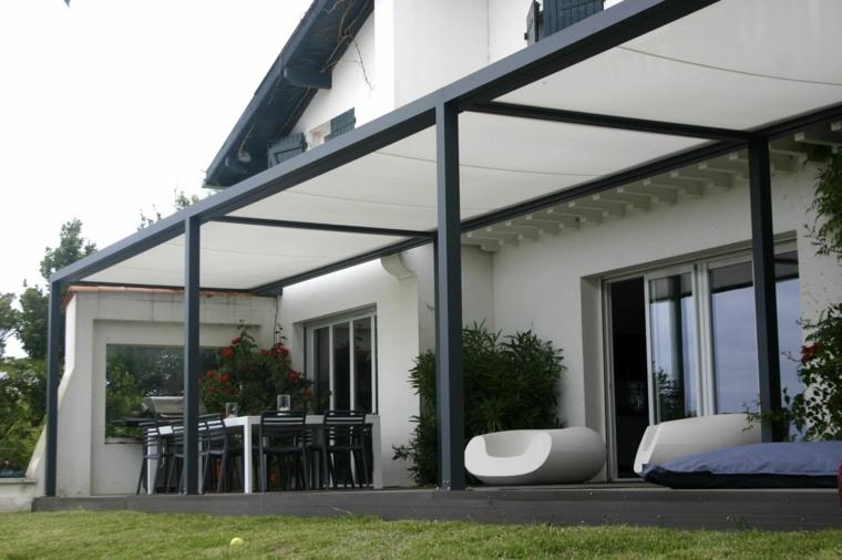 jardines especiales lonas soportes muebles