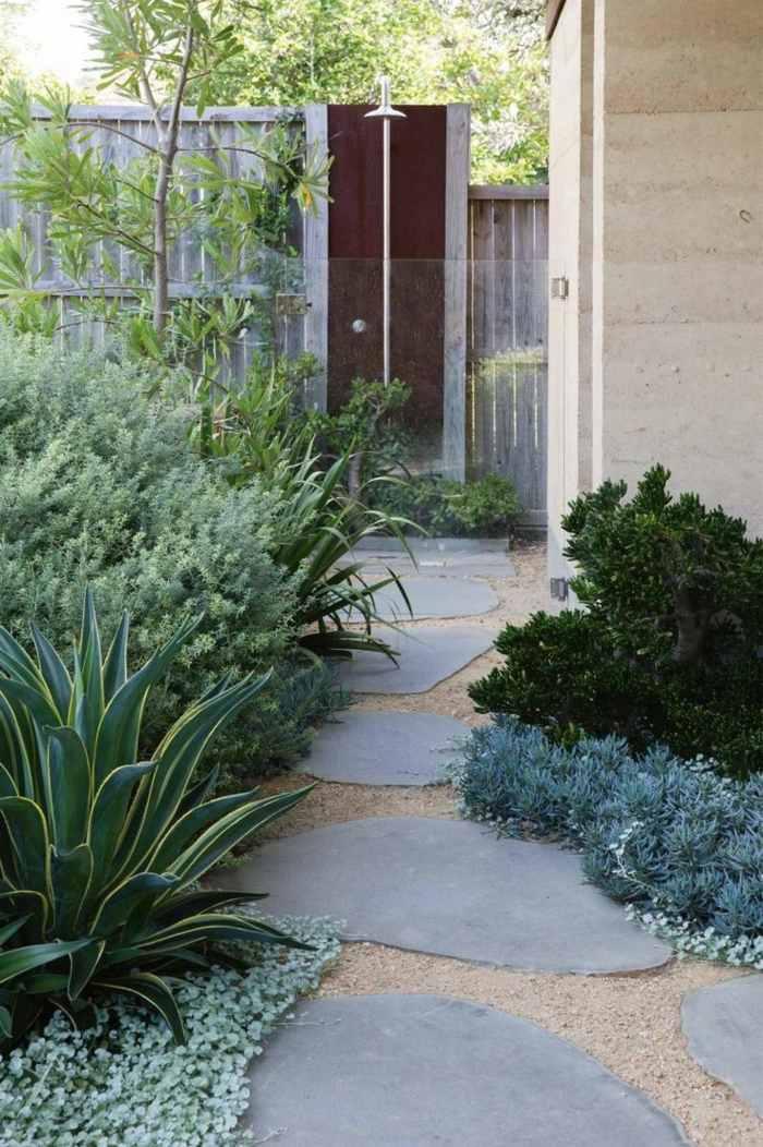 jardines ideas creativas especiales muebles piedras