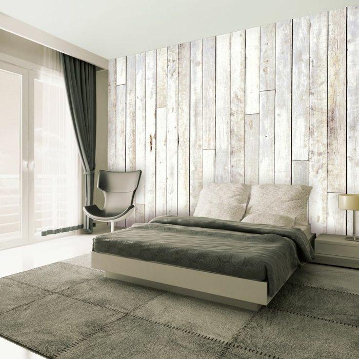 la madera alfombras tonos claros efectos grises