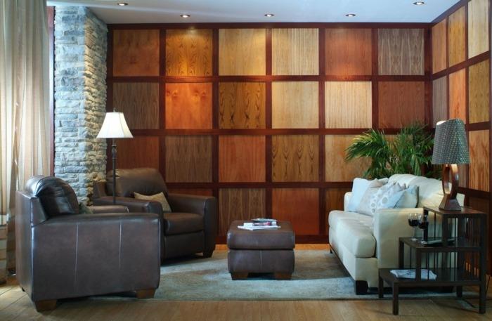 la madera ramas efectos muebles color