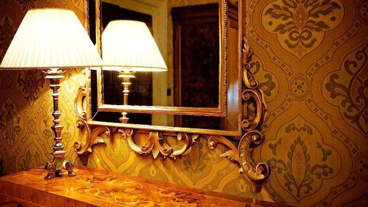marco espejo tipo vintage