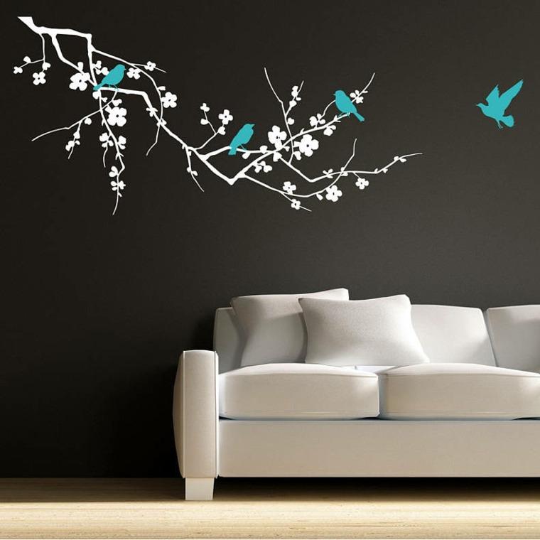materiales efectos sistemas aves ramas