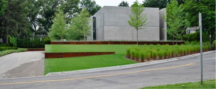 modernos combinaciones paisajes muestra silones