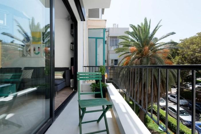 muebles balcon pequeno moderno apartamentos urbanos pequenos ideas