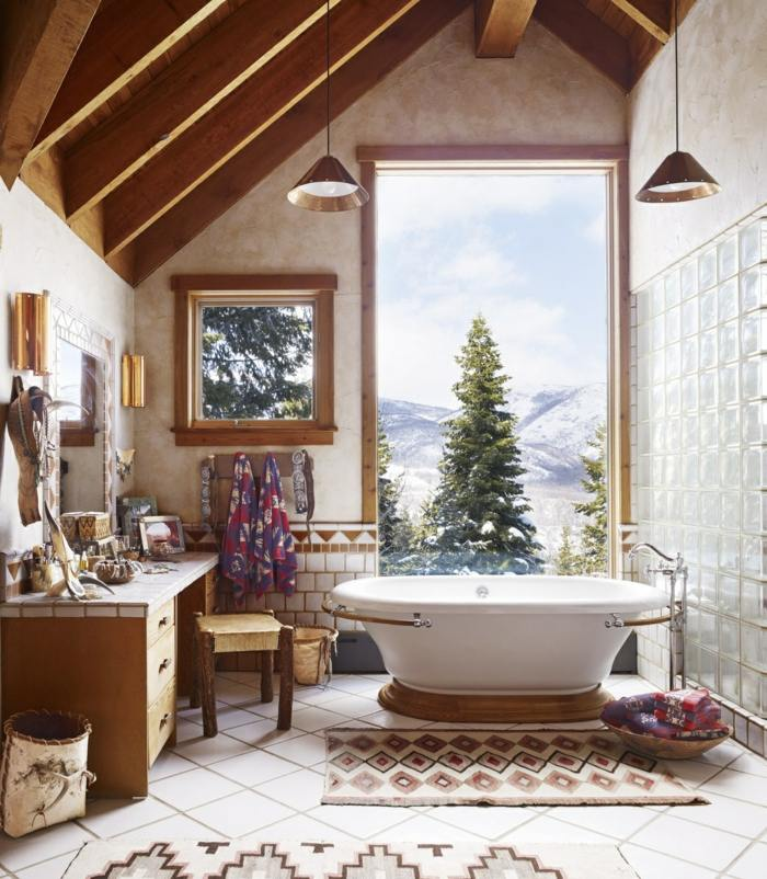 Muebles para ba os peque os y consejos para ahorrar espacio - Muebles de bano originales ...