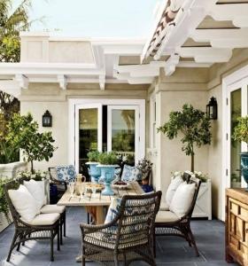 Cultivo hidroponico moderno y dise os de jardines verticales for Muebles balcon baratos