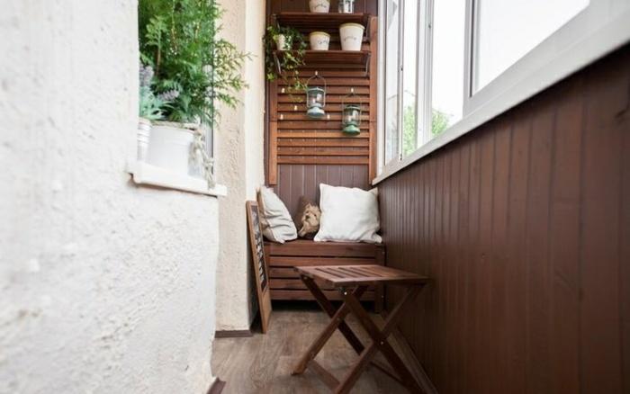 muebles-de-balcon-pequeno-moderno-taburete-madera